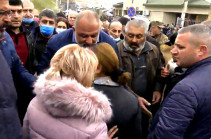 Parents of missing soldiers demand meeting with defense minister