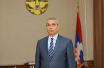 Глава МИД Арцаха обсудил с делегацией МККК вопросы эвакуации тел погибших армянских военнослужащих, освобождения пленных