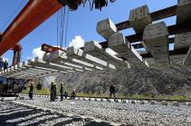 Азербайджан начал работы по восстановлению железной дороги в Нахичеван - Алиев