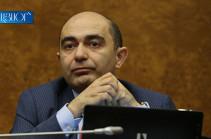 Էդմոն Մարուքյանը հորդորել է ԵԽ խոշտանգումների կանխարգելման կոմիտեի նախագահին ուսումնասիրել և կանխարգելել Ադրբեջանում հայ գերիների նկատմամբ անմարդկային վերաբերմունքի դեպքերը