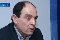 Полиция подвергла приводу правозащитника Аветика Ишханяна
