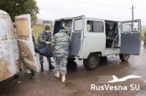 «Русская весна»: В районе города Шуши за первую неделю найдено и передано более 2 тысяч тел каждой стороне