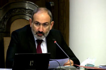 Pashinyan – I take the whole responsibility for the created situation