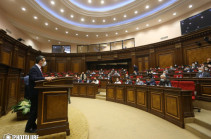 Отсутствуют все обоснования для сохранения военного положения – Геворк Горгисян