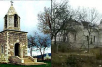 Numerous historical and cultural monuments destroyed, damaged or desecrated by Azerbaijan forces during the aggressive war unleashed and after the ceasefire established