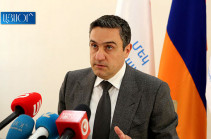 Некоторые высокопоставленные должностные лица Армении предположительно совершили ряд предусмотренных Уголовным кодексом преступлений – Артур Казинян