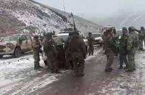 Азербайджанцы прочертили границу, перешли нашу государственную границу – архимандрит Закария Багумян о ситуации в Сотке