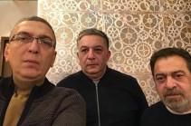 «Поскольку в Армении нет власти, мы требуем» – Армен Григорян, Мгер Мкртчян, Грант Тохатян обратятся в международные структуры