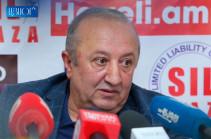 Никол Пашинян, как всегда, и сегодня не владеет ситуацией – Мовсес Акопян