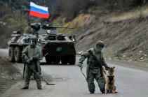 Լեռնային Ղարաբաղում մեկ օրում վնասազերծվել է 168 պայթյունավտանգ առարկա
