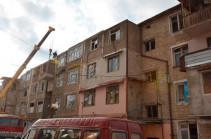 Ստեփանակերտում և շրջաններում մեկնարկել են վերանորոգման և վերակառուցման աշխատանքները