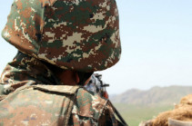 Ավելի քան 10 հայ զինծառայողի գերեվարության մասին լուրն ապատեղեկատվություն է
