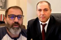 «Ֆարխոյանի ցուցակում» ընդգրկված իրավապահները ենթարկվելու են պատասխանատվության՝ պետական դավաճանությանն օժանդակելու քրեական հոդվածներով. Մալյան (Տեսանյութ)