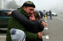 2431 беженец вернулся в Нагорный Карабах за сутки
