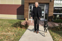 Joe Biden: President-elect fractures foot while playing with dog