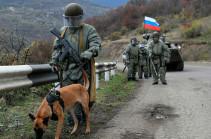 ՌԴ ՊՆ-ում պատմել են Լաչինի շրջանում տիրող իրավիճակի մասին