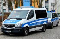 В Германии задержали водителя, совершившего наезд на пешеходов
