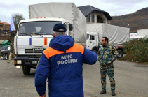 МЧС России «утепляет» Карабах до наступления холодов: доставлена гумпомощь