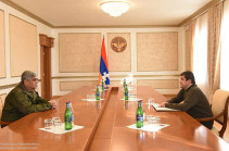 Vitaly Balasanyan appointed Artsakh Security Council Secretary