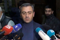 Vazgen Manukyan announced opposition's united PM candidate