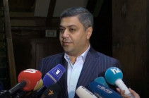 Vazgen Manukyan to suspend his party activity while being a PM – Artur Vanetsyan