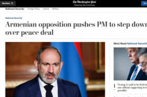 The Washington Post: Pashinyan's resignation would offer a chance to save our dignity – Artur Vanetsyan