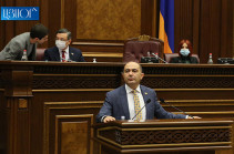 Bright Armenia faction to meet united opposition candidate Vazgen Manukyan
