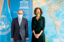 Armenia's FM's visit to France kicks off