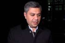 Nikol Pashinyan must leave, he has no other way - Artur Vanetsyan