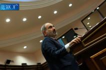 November 9 statement has no attachments – Armenia's PM