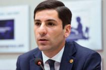 Governor of Armenia's Ararat province announces resignation