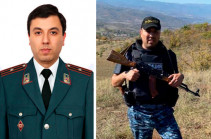 Майор полиции Давид Мартиросян подал рапорт об увольнении