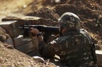 Азербайджан возобновил наступательные действия в Карабахе