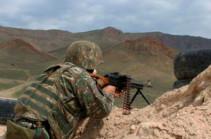 Минобороны России сообщило о первом случае нарушения режима прекращения огня в Карабахе