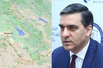 Демаркация государственных границ Армении не может проводиться на основании Google Maps – омбудсмен Армении