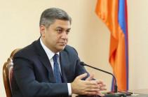 Я могу встретиться с премьер-министром только для обсуждения условий его отставки – Артур Ванецян