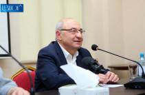 Это соглашение не соответствовало той военной ситуации, которая была – Вазген Манукян