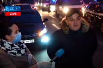 В свое время я отдал свой голос за Никола Пашиняна, сегодня я отзываю свой голос – участник «Шествия достоинства» (Видео)