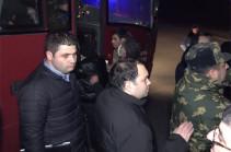 Правительство Армении представило в ЕСПЧ ходатайства о применении обеспечительной меры в отношении 26 из перевезенных 44 пленных