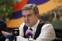 Надеюсь, что Никол Пашинян найдет в себе смелости принять решение об уходе во благо будущего страны – Карен Карапетян