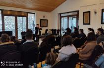 Ամենահզոր ներուժն արվեստն է. համերգներ Հայաստանում հյուրընկալված արցախցիների համար
