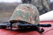 Արցախում, դեռևս չպարզված հանգամանքներում, զինվոր է մահացել
