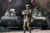 ՌԴ ՊՆ-ն հերքել է Ղարաբաղում ռուս խաղաղապահների շրջափակման մասին Փաշինյանի հայտարարությունը