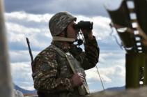 Министр обороны находится в Сюнике, пограничные войска дислоцируются вдоль всей границы