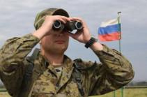 Российские пограничники будут размещены на некоторых участках армяно-азербайджанской границы в Сюникской области Армении