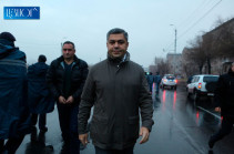 Никол Пашинян, уходи, уступи место людям, которые смогут обеспечить безопасность нашей страны – Артур Ванецян