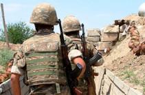 Российские миротворцы передали армии Карабаха тела девяти военных, погибших, предположительно на участке Хцаберд-Хин Тагер