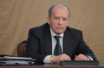 Russia's Security Service director arrives in Armenia