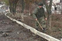 Специалисты российского контингента миротворческих сил за сутки обезвредили более 1300 взрывоопасных предметов на территории Нагорного Карабаха