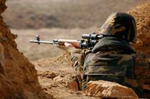 Минобороны Арцаха опровергает информацию о пленении армянских военнослужащих